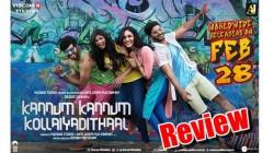 Dulquer Salmaan Andritu Varma Starring Kannum Kannum Kollaiyadithaal Movie Review
