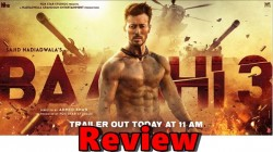 Tiger Sheroff And Shraddha Kapoor Starring Baaghi 3 Movie Review