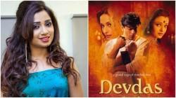 Shreya Ghoshal Saya About Devadas Movie Song