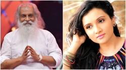 Singer Manjari Share Yesudas Stage Show Incident