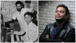 Mk Arjunan Master And Ar Rahman Relation