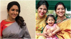 Singer Sujatha Mohan Introduce Granddaughter