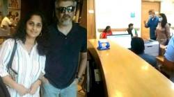 Ajith And Shalini Visit Hospital Video Went Viral