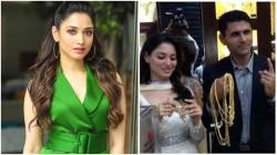 Actress Tamannaah Get To Marry Pakistani Cricketer