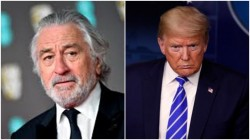 Oscar Winner Robert De Niro Crisis Donald Trump