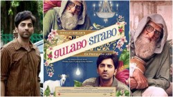Amazon Prime Movie Gulabo Sitabo Review