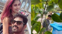 Post Onam Celebrations Nayanthara And Vignesh Shivan Are On A Vacation Spree In Goa