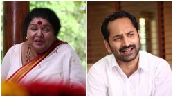 Kaviyoor Ponnamma Pick Fahadh Faasil As The Current Generation Best Actor