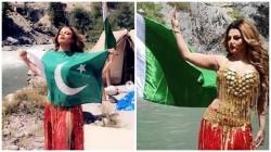 The Viral Photo Of Rakhi Sawant Holding A Pakistan Flag Has An Interesting Twist