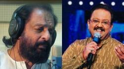 Kj Yeshudas About Legendary Singer Sp Balasubrahmanyam
