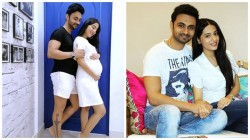 Viral 39 Year Old Actress Amrita Rao Shares Her Nine Month Pregnant Baby Bump