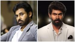Buzz Ayyappanum Koshiyum Telugu Remake Rana And Pawan Kalyan S Remuneration Revealed