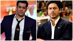 Throwback Thursday Revealed Why Salman Khan Refused Shahrukh Khan S All Time Blockbuster Hit Chak