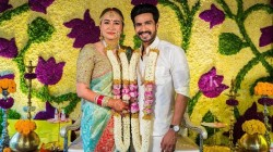 Vishnu Vishal And Jwala Gutta Are Officialy Married Latest Picture Of Star Couple Become Trending
