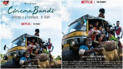 Cinema Bandi Telugu Movie Review For Those Who Believe In The Magic Of Cinema