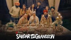 Sardar Ka Grandson Hindi Movie Review Arjun Kapoor Starrer Is Is One Time Watch
