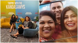 Netflix S Trippin With The Kandasamys Movie Review In Malayalam Its Strictly Average