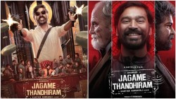 Netfilx Release Jagame Thandhiram Review In Malayalam Dhanush And Joju Starrer Is A Must Watch Action Thriller