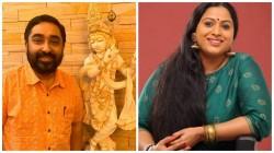 Lakshmi Priya Opens Up She Visited M Jayachandran With Husband Jayesh Soon After Marriage