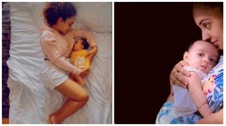 Pearle Maaney S New Picture With Daughter Nila Goes Viral Netizens Gives A Sharp Reply To Criticize